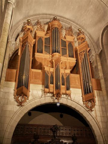 The organ in 2001